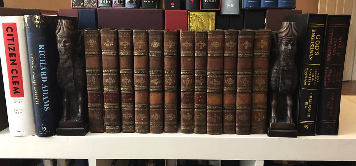 The History of the Decline and Fall of the Roman Empire 12 Volumes